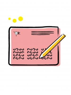 Напиши пробный экзамен Яэль в экзаменационных условиях. Проверка сочинения включена.
